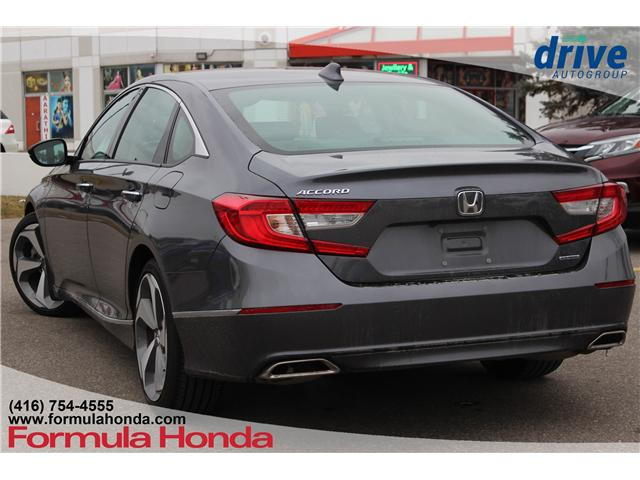 2018 Honda Accord Touring (Stk: 18-0599D) in Scarborough - Image 7 of 35
