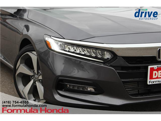 2018 Honda Accord Touring (Stk: 18-0599D) in Scarborough - Image 28 of 32