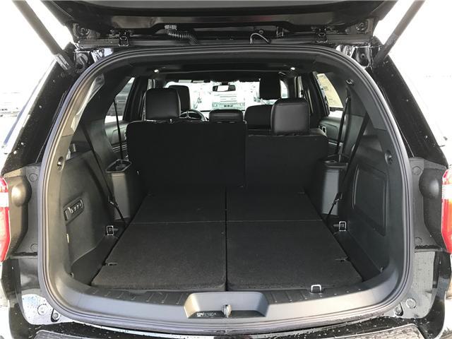 2019 Ford Explorer Sport (Stk: 9116) in Wilkie - Image 20 of 24