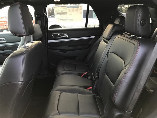 2019 Ford Explorer Sport (Stk: 9116) in Wilkie - Image 15 of 24