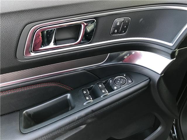 2019 Ford Explorer Sport (Stk: 9116) in Wilkie - Image 12 of 24
