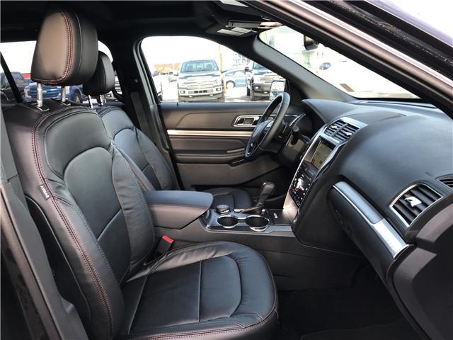 2019 Ford Explorer Sport (Stk: 9116) in Wilkie - Image 16 of 24