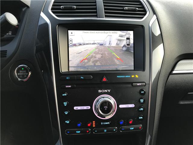 2019 Ford Explorer Sport (Stk: 9116) in Wilkie - Image 9 of 24