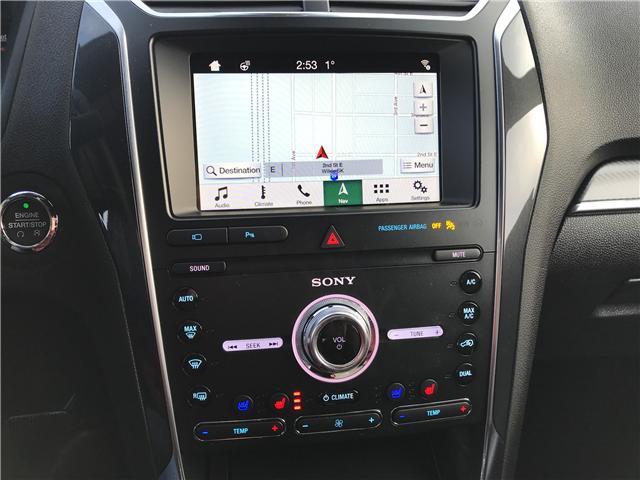 2019 Ford Explorer Sport (Stk: 9116) in Wilkie - Image 10 of 24