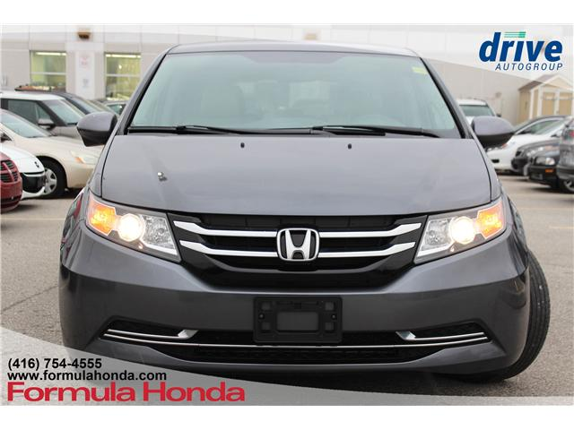 2016 Honda Odyssey EX (Stk: 19-0508A) in Scarborough - Image 2 of 25