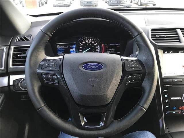 2019 Ford Explorer Sport (Stk: 9116) in Wilkie - Image 6 of 24