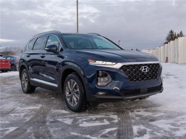 2019 Hyundai Santa Fe  (Stk: R95348) in Ottawa - Image 1 of 9