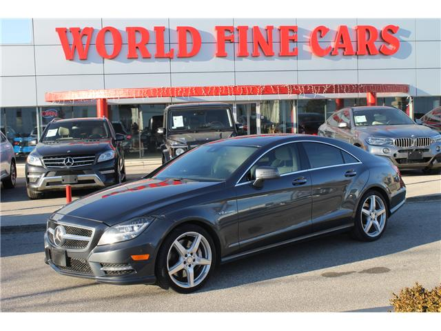 2013 Mercedes-Benz CLS-Class  (Stk: 16610) in Toronto - Image 1 of 25
