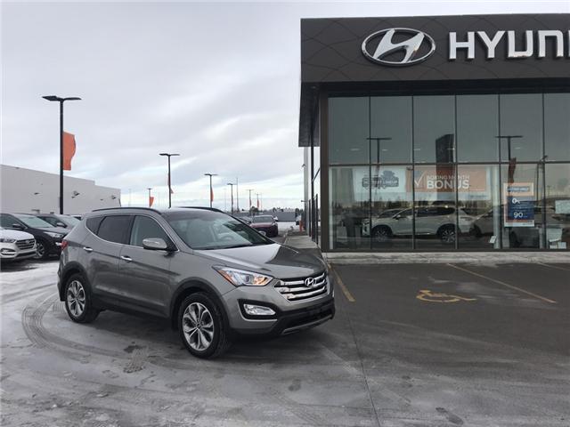 2016 Hyundai Santa Fe Sport  (Stk: 29080A) in Saskatoon - Image 1 of 9