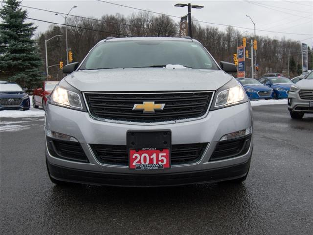 2015 Chevrolet Traverse LS (Stk: R86498A) in Ottawa - Image 2 of 11