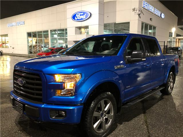 2016 Ford F-150 XLT (Stk: 1861378A) in Vancouver - Image 1 of 22
