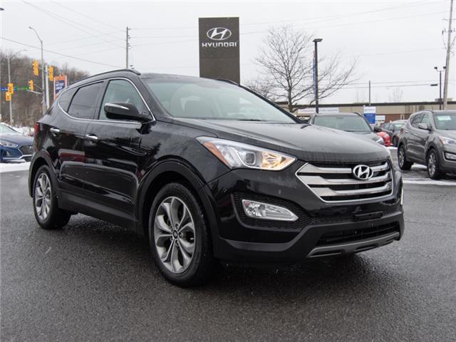 2016 Hyundai Santa Fe Sport 2.0T Limited (Stk: SL60985) in Ottawa - Image 1 of 11