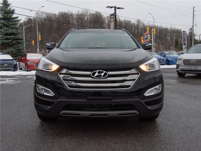 2016 Hyundai Santa Fe Sport 2.0T Limited (Stk: SL60985) in Ottawa - Image 2 of 11