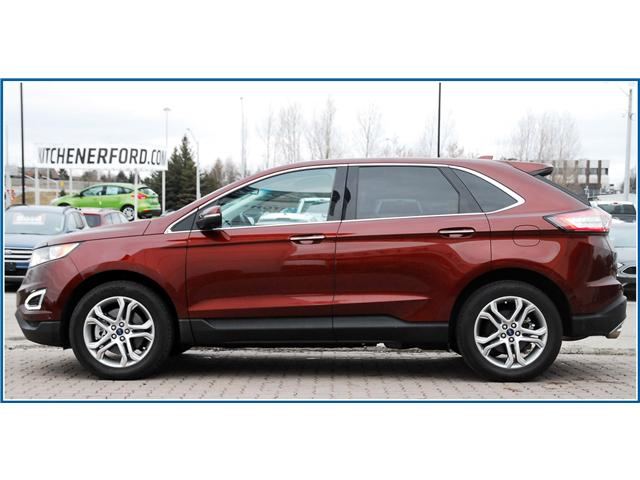 2015 Ford Edge Titanium (Stk: 146730) in Kitchener - Image 2 of 18
