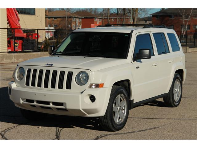 2010 Jeep Patriot Sport/North (Stk: 1812599) in Waterloo - Image 1 of 24
