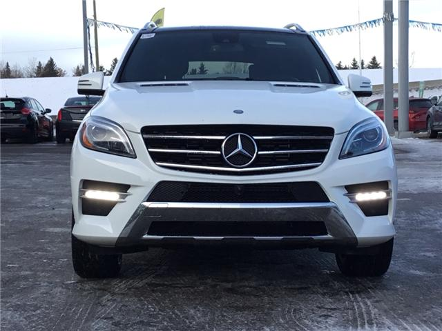 2015 Mercedes-Benz M-Class Base (Stk: K7692) in Calgary - Image 2 of 23