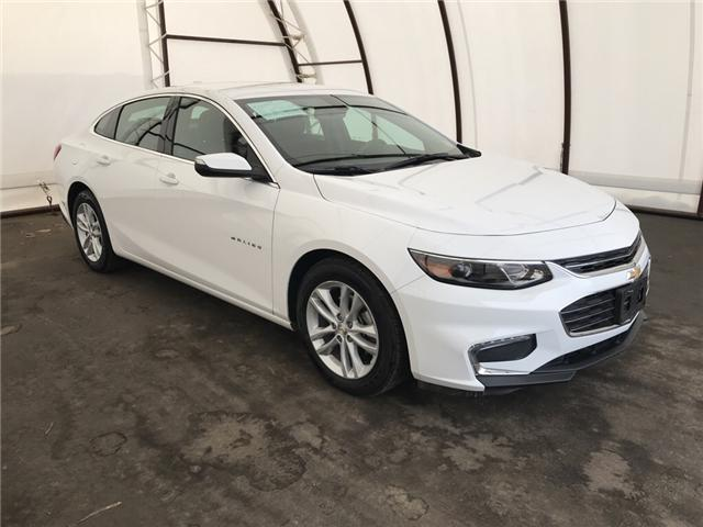 2018 Chevrolet Malibu LT (Stk: IU1236R) in Thunder Bay - Image 1 of 14