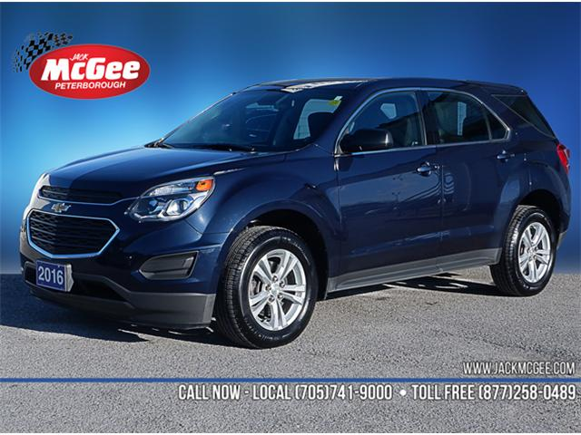 2016 Chevrolet Equinox LS (Stk: 18968A) in Peterborough - Image 1 of 19