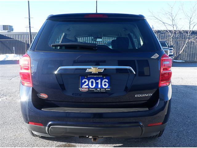 2016 Chevrolet Equinox LS (Stk: 18968A) in Peterborough - Image 5 of 19