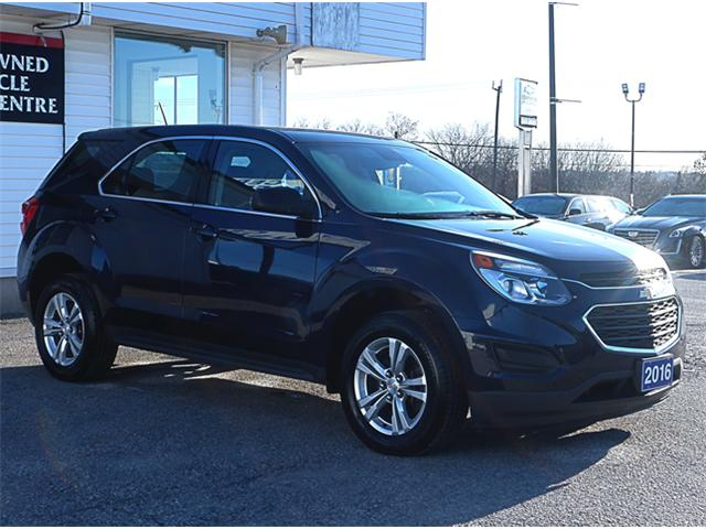 2016 Chevrolet Equinox LS (Stk: 18968A) in Peterborough - Image 9 of 19