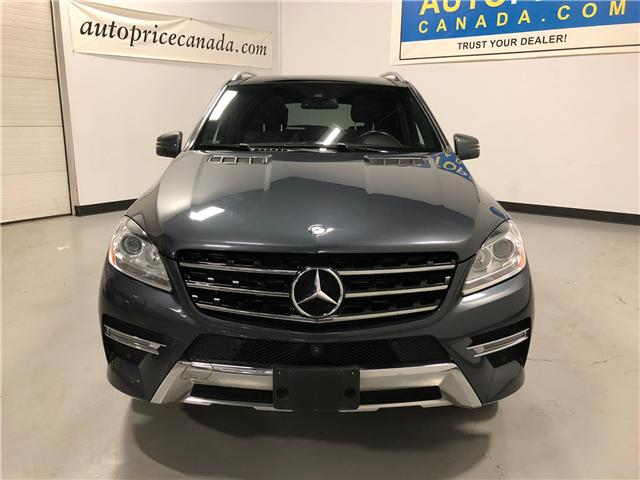 2015 Mercedes-Benz M-Class Base (Stk: W0034) in Mississauga - Image 2 of 29