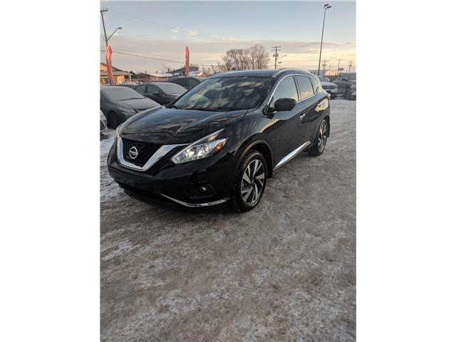 2018 Nissan Murano Platinum (Stk: 39065A) in Prince Albert - Image 1 of 11