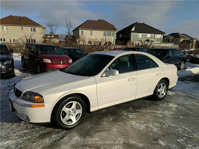 2000 Lincoln LS V6 (Stk: 18578) in Ottawa - Image 1 of 11