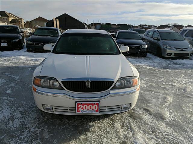 2000 Lincoln LS V6 (Stk: 18578) in Ottawa - Image 2 of 11