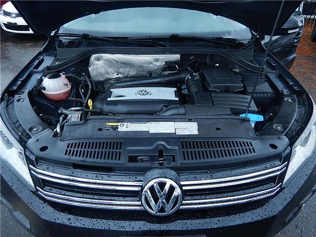 2017 Volkswagen Tiguan Wolfsburg Edition (Stk: VW0761) in Surrey - Image 19 of 22