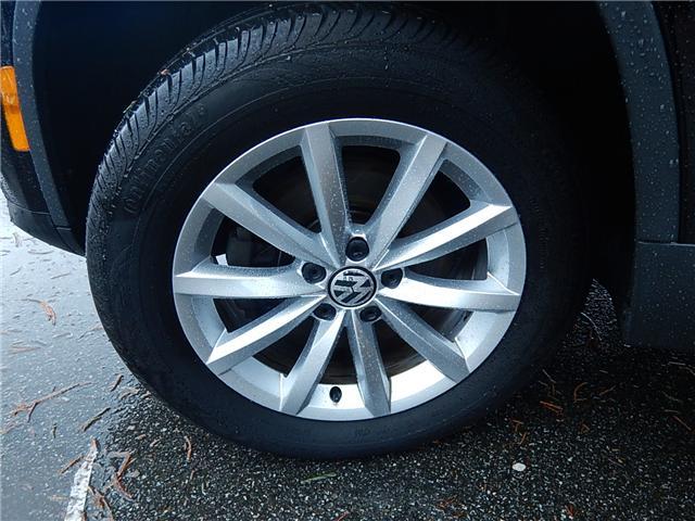 2017 Volkswagen Tiguan Wolfsburg Edition (Stk: VW0761) in Surrey - Image 18 of 22