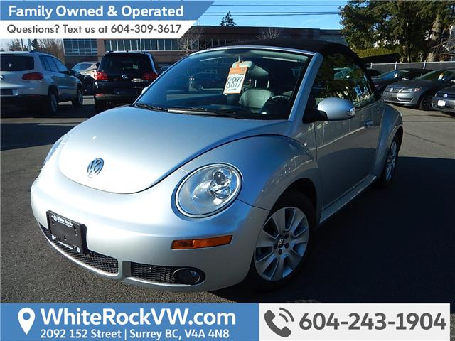 2008 Volkswagen New Beetle 2.5L Trendline (Stk: JT061275A) in Surrey - Image 1 of 21