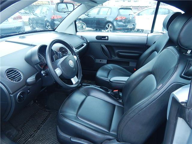 2008 Volkswagen New Beetle 2.5L Trendline (Stk: JB714789A) in Surrey - Image 7 of 22