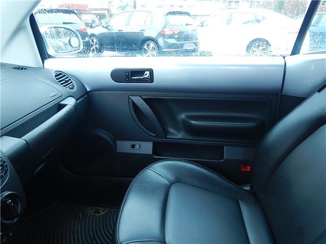 2008 Volkswagen New Beetle 2.5L Trendline (Stk: JB714789A) in Surrey - Image 13 of 22