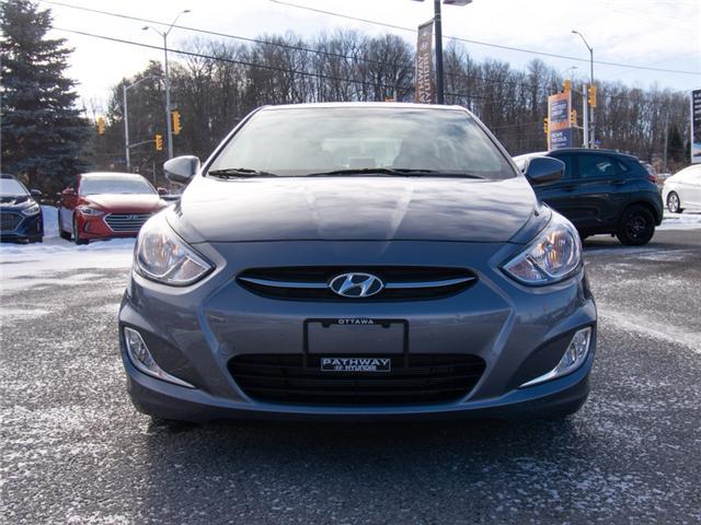 2017 Hyundai Accent GL (Stk: R95066A) in Ottawa - Image 2 of 11