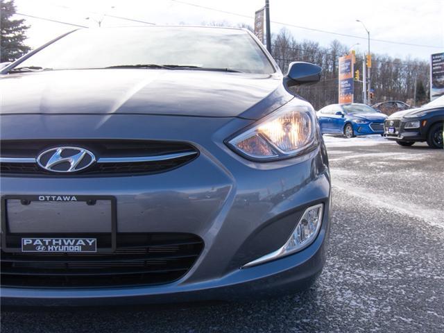 2017 Hyundai Accent GL (Stk: R95066A) in Ottawa - Image 3 of 11