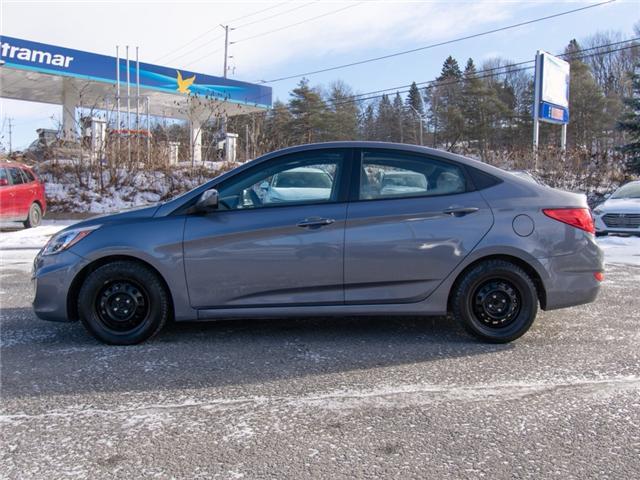 2017 Hyundai Accent GL (Stk: R95066A) in Ottawa - Image 5 of 11