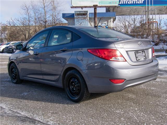 2017 Hyundai Accent GL (Stk: R95066A) in Ottawa - Image 6 of 11