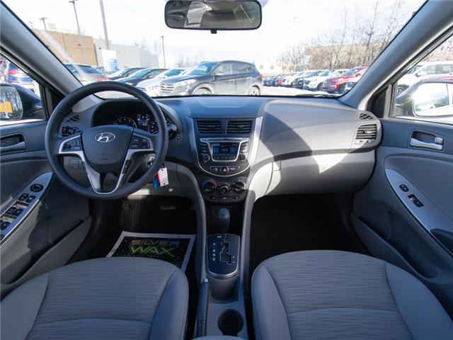 2017 Hyundai Accent GL (Stk: R95066A) in Ottawa - Image 8 of 11