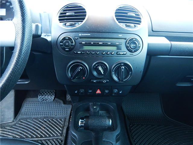2008 Volkswagen New Beetle 2.5L Trendline (Stk: JB714789A) in Surrey - Image 12 of 22