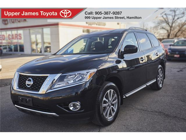 2013 Nissan Pathfinder  (Stk: 76090) in Hamilton - Image 1 of 17