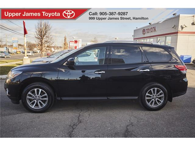 2013 Nissan Pathfinder  (Stk: 76090) in Hamilton - Image 2 of 17