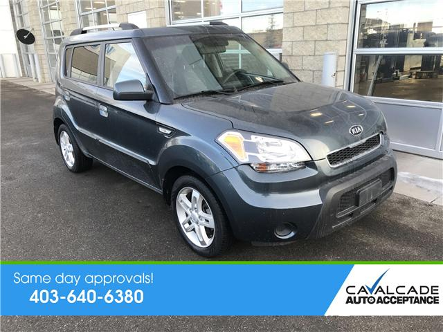 2010 Kia Soul  (Stk: R59372) in Calgary - Image 1 of 16