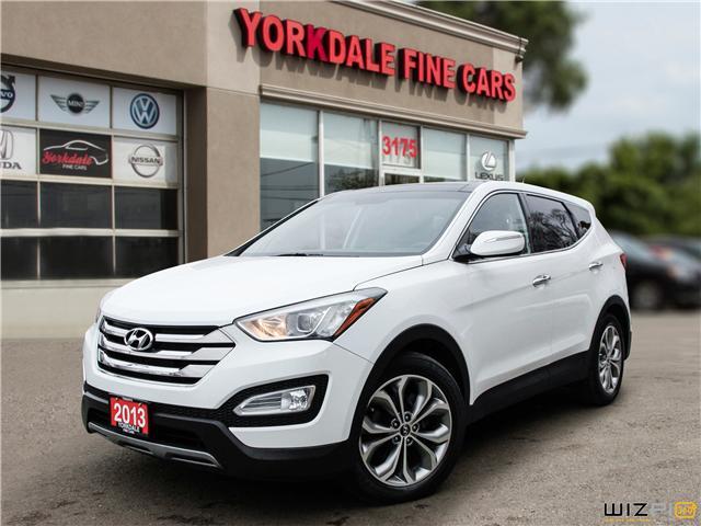 2013 Hyundai Santa Fe Sport 2.0T Limited (Stk: Y1 5006) in Toronto - Image 1 of 26