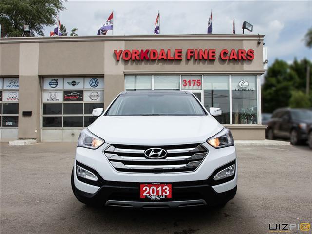 2013 Hyundai Santa Fe Sport 2.0T Limited (Stk: Y1 5006) in Toronto - Image 2 of 26