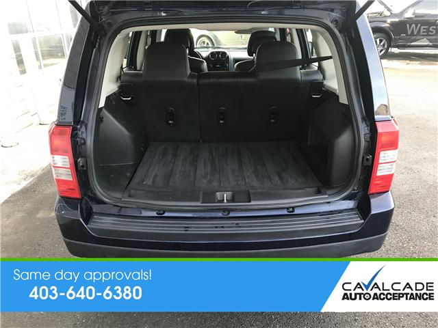 2015 Jeep Patriot Sport/North (Stk: R59430) in Calgary - Image 7 of 17