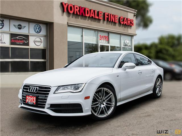 2013 Audi A7 3.0T (Stk: ) in Toronto - Image 1 of 27