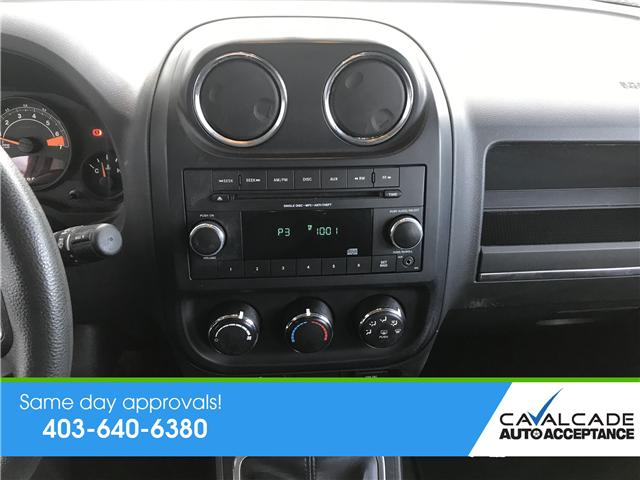 2015 Jeep Patriot Sport/North (Stk: R59430) in Calgary - Image 11 of 17