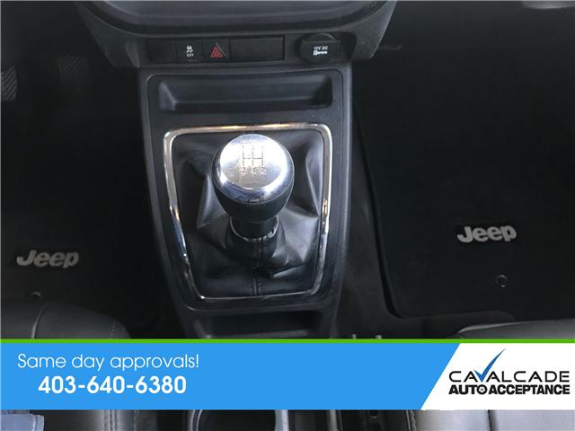 2015 Jeep Patriot Sport/North (Stk: R59430) in Calgary - Image 12 of 17