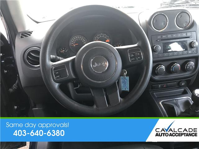 2015 Jeep Patriot Sport/North (Stk: R59430) in Calgary - Image 13 of 17