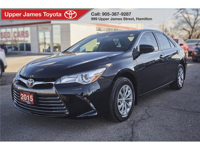 2015 Toyota Camry LE (Stk: 24972) in Hamilton - Image 1 of 16